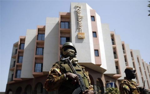 Thumbnail image for Mali arrests suspects over deadly hotel seige