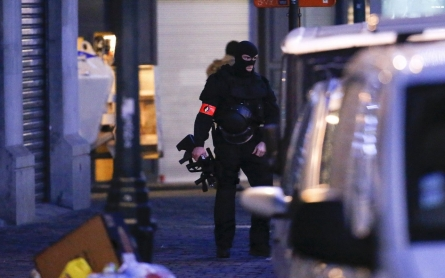 Belgium arrests two over suspected New Year's Eve plot