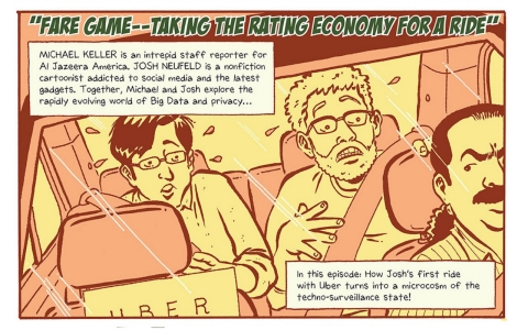 Thumbnail image for Fare game: Taking the rating economy for a ride