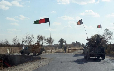 Thumbnail image for Reinforcements sent to besieged Afghan forces in Sangin