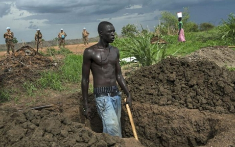 Thumbnail image for South Sudan marks two years of ruinous war