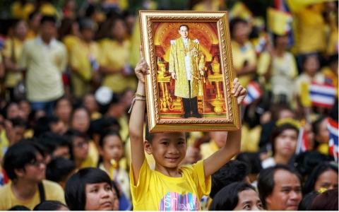 Thumbnail image for Thai pair jailed for defaming monarchy in school play