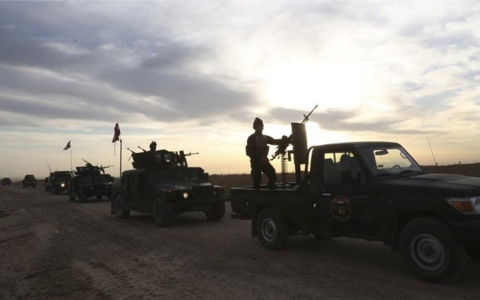 Thumbnail image for Iraqi forces tighten siege on Tikrit