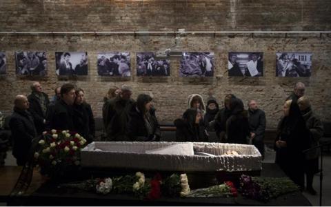 Nemtsov Report: 220 Russians Killed in Ukraine | Al ...
