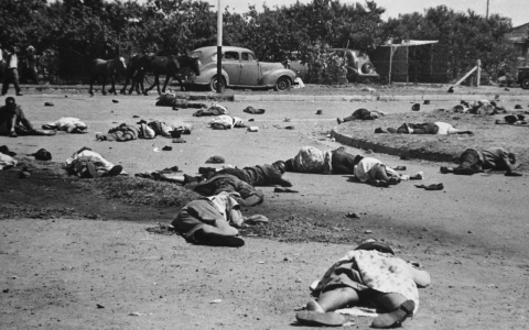 Thumbnail image for South Africa: Remembering the Sharpeville massacre