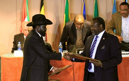 South Sudan peace talks suspended indefinitely