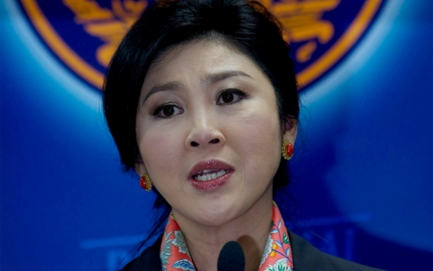 Thumbnail image for Thai ex-PM Yingluck to stand trial for rice scheme