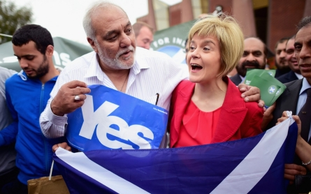 Scottish National Party woos Scots Asians