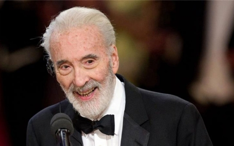 Thumbnail image for 'Dracula' actor Christopher Lee dies at 93