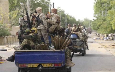 Thumbnail image for Suicide bombers attack police HQ in Chad's capital