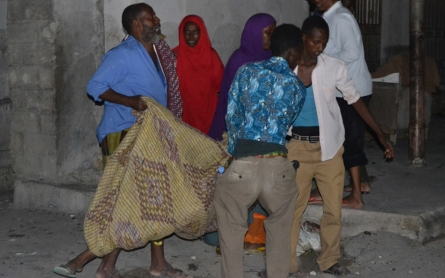 Al-Shabab launches deadly attack on Mogadishu hotels