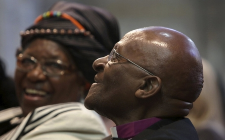 Desmond Tutu readmitted to hospital