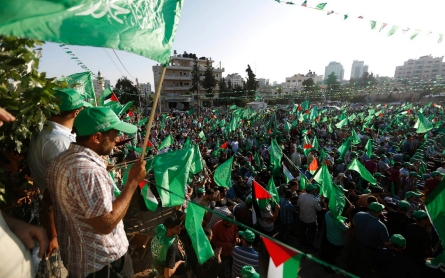Hamas members arrested in West Bank crackdown