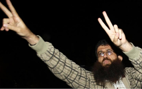 Thumbnail image for Khader Adnan: 'Unarmed resistance can defeat the bullet'