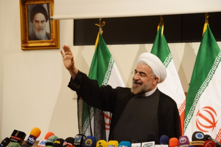 Rouhani says nuclear deal 'political victory' for Iran
