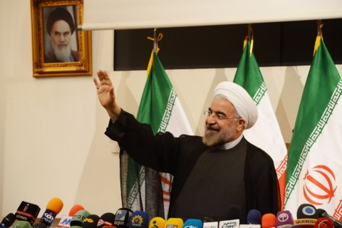 Thumbnail image for Rouhani says nuclear deal 'political victory' for Iran