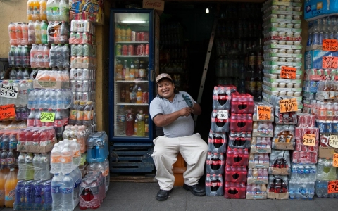 Thumbnail image for Taxing soda, saving lives in Mexico