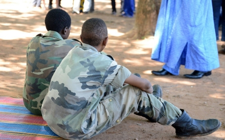 Militia releases 163 child soldiers from ranks in CAR