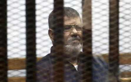 Morsi appeals death sentence in Egyptian court