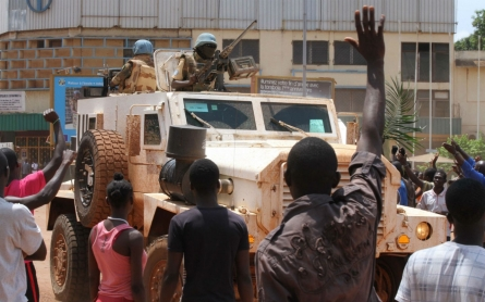 'Severe violence' paralyzes CAR capital Bangui