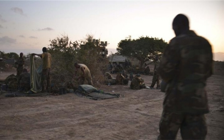 Scores reportedly killed in attack on African Union troops