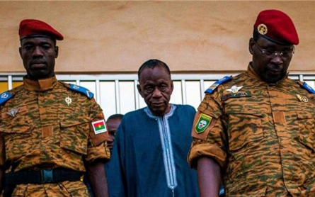 Burkina Faso government and coup leaders sign truce