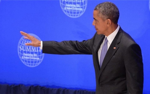 Thumbnail image for Obama urges world leaders to hold course against ISIL