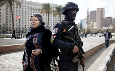 Thumbnail image for Arab Spring anniversary: Protesters defy crackdown
