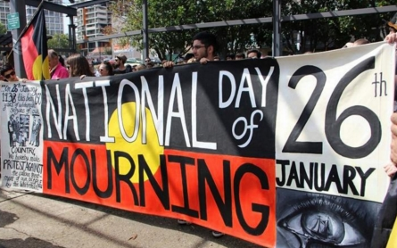 Australia Day, a day of mourning for Aborigines