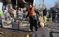 Pakistan blast kills 14