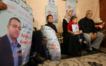 Hunger-striking Palestinian reporter's appeal rejected