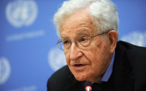 Thumbnail image for Noam Chomsky on the war against ISIL