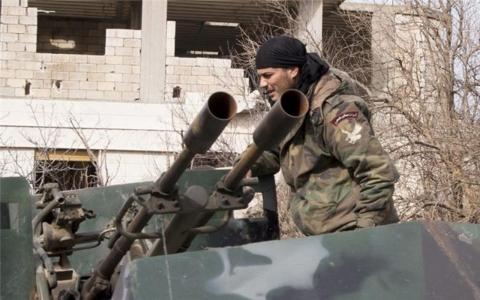 Thumbnail image for Syrian army captures key southern town from rebels