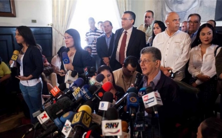 Venezuela court rules against three opposition MPs