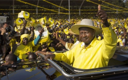 Voting starts in Uganda, election seen as challenge to leader