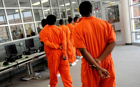 The issues concerning juvenile offenders in america