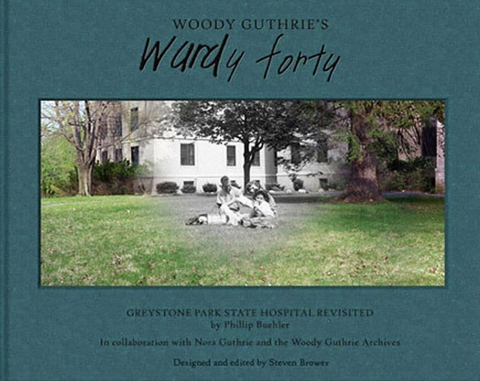 Woody Guthrie's Wardy Forty, cover