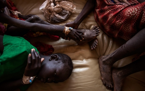 Thumbnail image for A photographer on the ground in South Sudan: A new nation, in crisis
