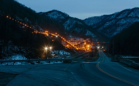 Mountaintops, communities permanently altered in West Virginia