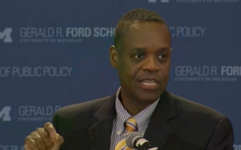 Detroit Emergency Manager Keyvin Orr