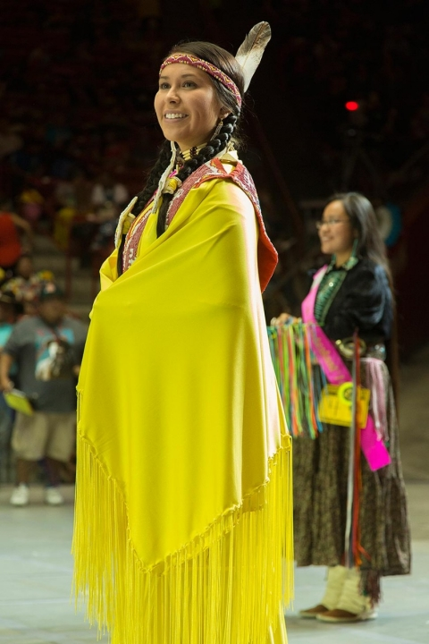 Miss Indian World, Indian Country, Gathering of Nations