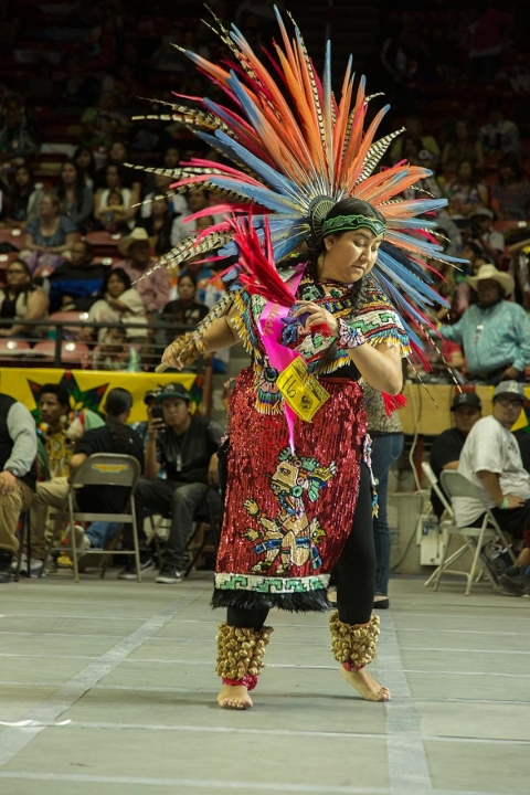 Indian country, Miss Indian World, Gathering of Nations