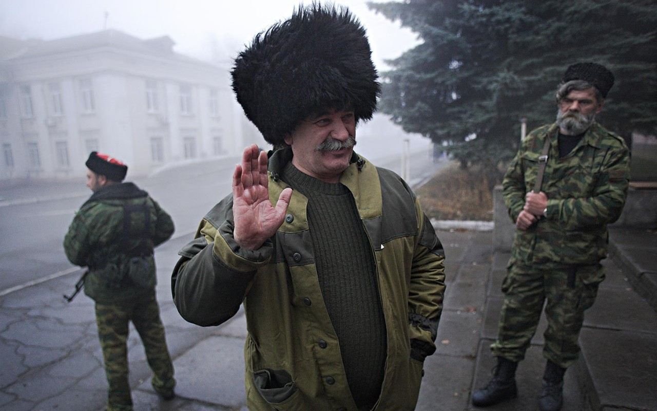 Ukrainians remembered Kobzona and Zakharchenko 33