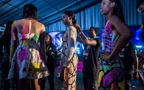 Thumbnail image for Clothes can make a nation during Lagos Fashion and Design Week
