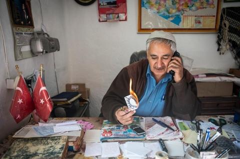Popularity of healers challenges Turkey's modern, secular self-image