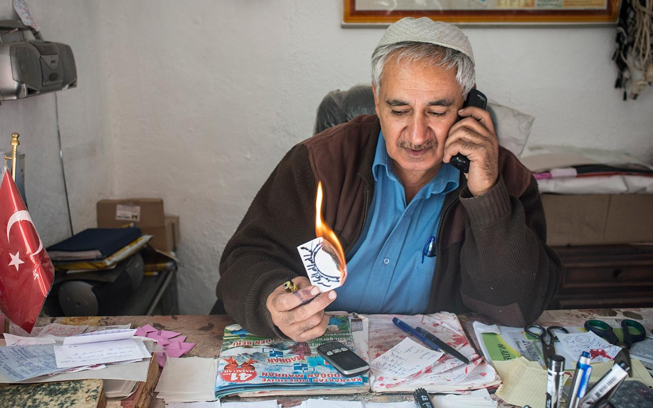 Popularity of healers challenges Turkey's modern, secular