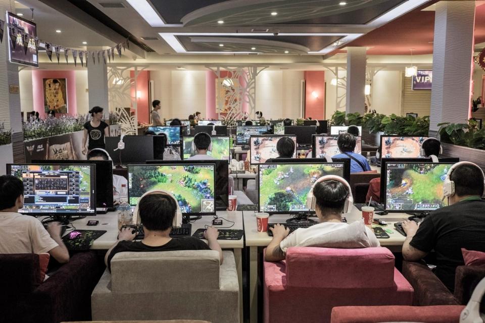 China Inside An Internet Gaming Disorder Rehab Center Al Jazeera