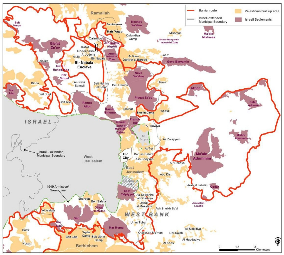 Maps The occupation of the West Bank Al Jazeera America