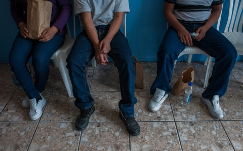 Thumbnail image for A homecoming racked with guilt and shame for Guatemalan migrant children