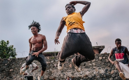 In Congo, hip-hop gives youth a political voice